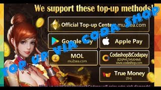 How To Buy Diamonds In Coda Shop Via Globe Load (For