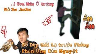 NVL - Ở Cùng Gái Xinh Xem Phản Ứng Của Vợ Và Cái Kết