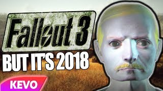 Fallout 3 but it's 2018