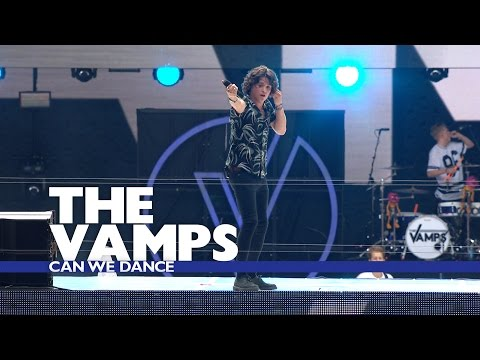 The Vamps - 'Can We Dance' (Live At The Summertime Ball 2016)