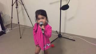 My Daughter Surprised me!! 👏👏🎶How Far I'll Go By Moana