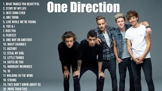 OneDirection - Greatest Hits 2021 | TOP 100 Songs of the Weeks 2021 - Best Playlist Full Album