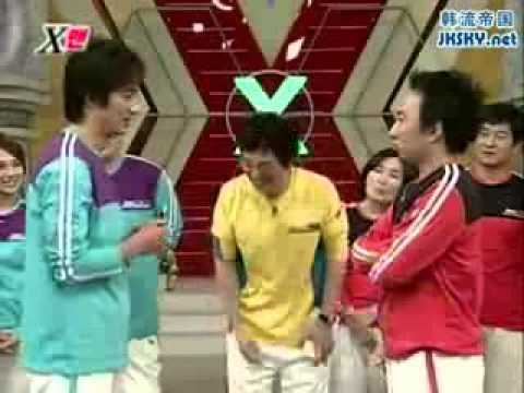 Xman Dangyunhaji   Jung Jun Hoo vs Park Myung Soo