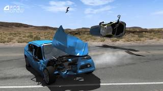 Car Crashes : Biggest Crashes Experience Destroyed Car - Free Car Games To Play Now