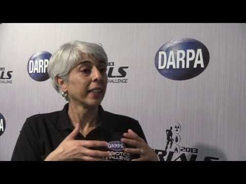Interview with Dr. Arati Prabhakar, Director, Defense Advanced ...