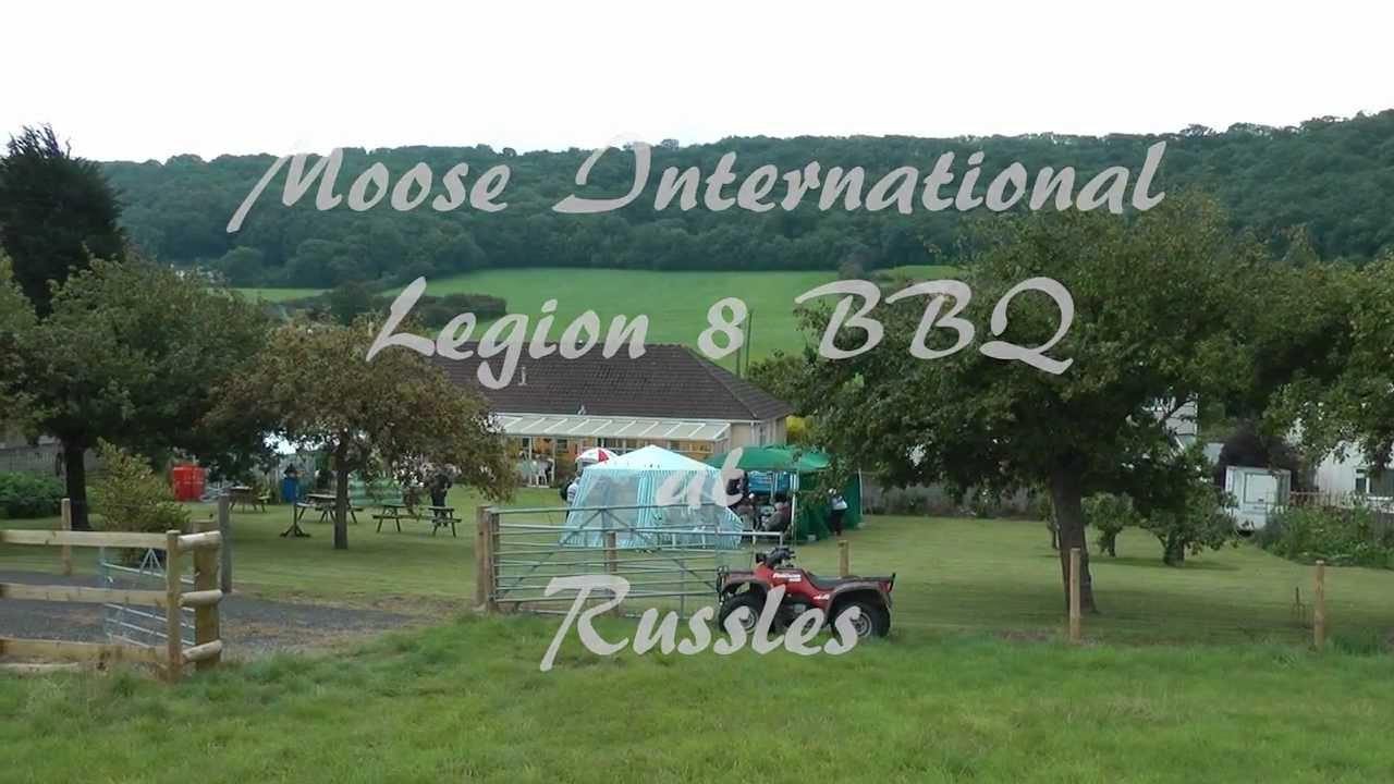 Moose International Legion 8 BBQ - YouTube