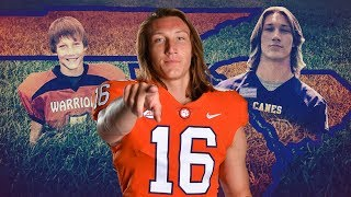 They tried to tell us about Trevor Lawrence, he made us listen | College Football