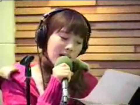 SNSD Taeyeon - Gidarida @ ChinChin