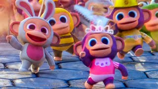 Zombie Monkeys Scene - WONDER PARK (2019) Movie Clip