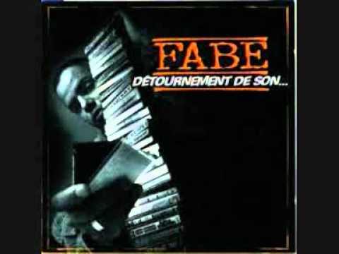 Fabe - Correspondance feat AL - Lyrics