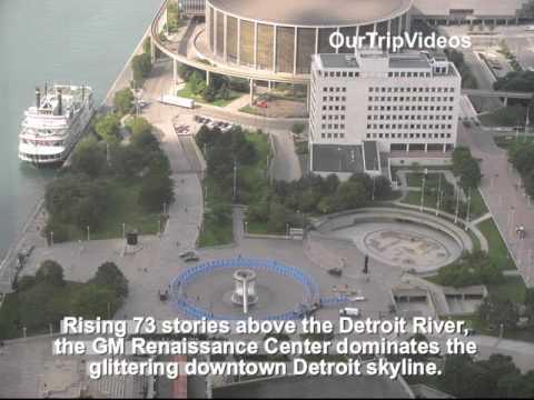 Pictures of GM(General Motors) Renaissance Center Tour, Detroit, MI, US