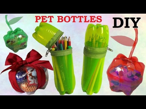 10 diy creative ways to reuse recycle plastic bottles part 1 for Ways to reuse water bottles