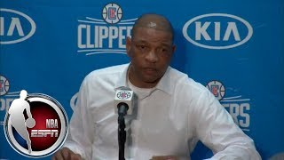 Doc Rivers: LeBron James is one of only two athletes ever to exceed such high expectations | ESPN
