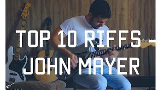 John Mayer Top 10 Riffs
