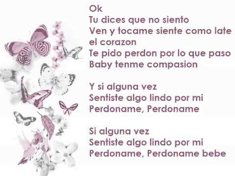 La Factoria- Perdoname [Lyrics]