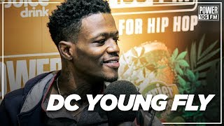 DC Young Fly on 'Wild 'N Out' Success,  New Music, New Film w/ Master P & Art of Roasting