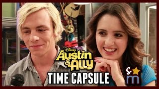 AUSTIN & ALLY Time Capsule - Best Auslly, Trez Moments - Ross Lynch, Laura Marano