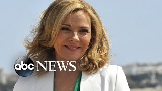 Kim Cattrall Says She's a Mom Despite Not Bearing Kids
