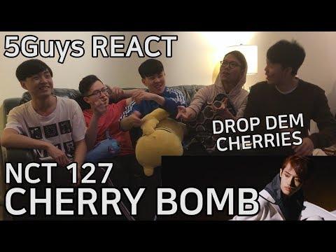 [CLAP YO HANDS] NCT 127 - Cherry Bomb (5Guys MV REACT)