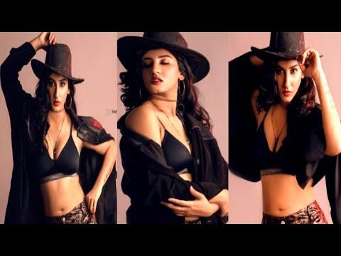 Vishnupriya's dance in cowgirl getup goes viral on internet