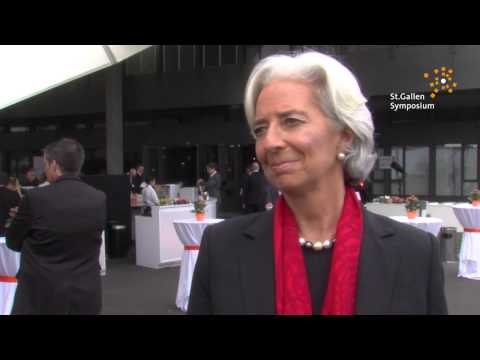 Christine Lagarde - YouTube
