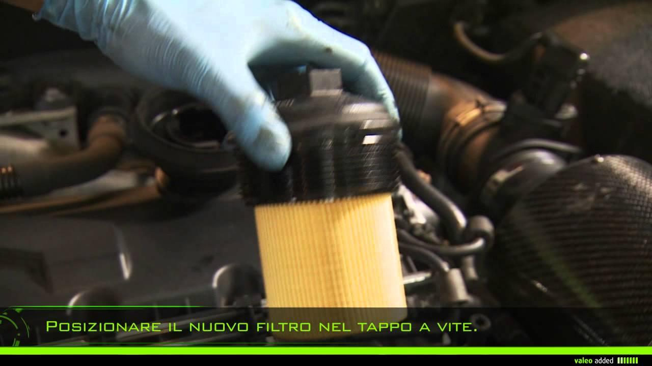 Valeo Filtri Olio - montaggio dei filtri olio non avvitato ...