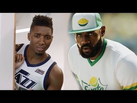 NBA Players Funny Commercial Compilation feat Lebron James, Chris Paul, James Harden and more