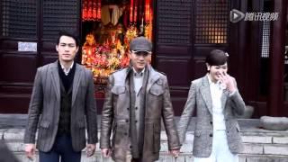 hậu trường phim Thiên Kim Nữ Tặc( Lưu Khải Uy Đường Yên)