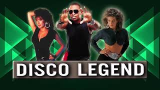 Disco Legends - 80's HOT DISCO HITS - Best Disco Songs Of All Time - Super Disco Hits