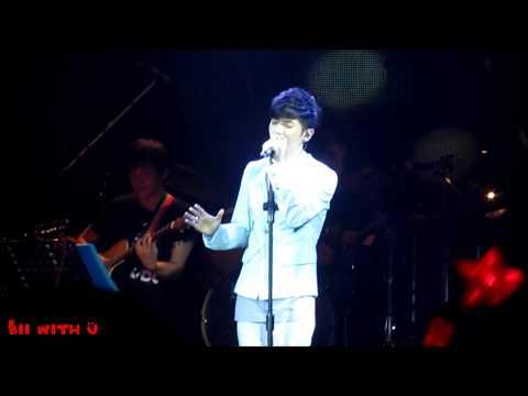 130823 Bii畢書盡 - 輕輕的 @ You to Bii concert