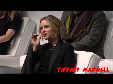 Jennifer Lawrence - Funny Moments (Part 32)