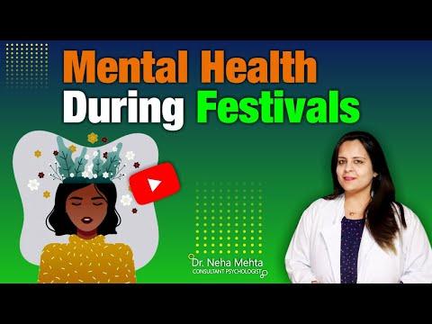 Mental health tips for Diwali | Diwali Special Tips - Dr. Neha Mehta