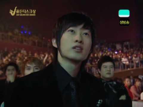 GOLDEN DISK AWARD Epik High Bonsang + Fan LIVE 12 14 07