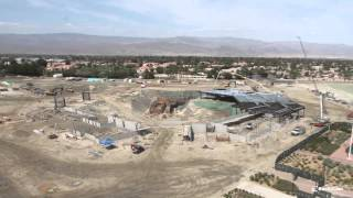 Stadium 2 & Site Expansion - Time Lapse