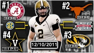 College Football Playoff, but in the BCS Era | NCAA RTG #13 (S2)