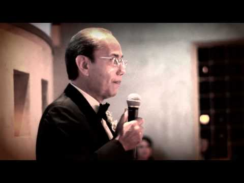Ricardo Salinas wedding toast - YouTube