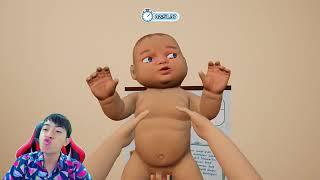 Cris có em bé với Mai  Quỳnh Anh