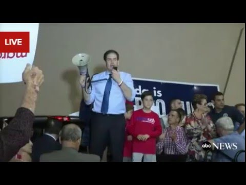 Marco Speaks To Supporters In His Hometown of West Miami | Marco Rubio for President