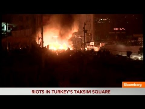 Turkey Protests: How Does Unrest Impact Markets? - Smashpipe News Video