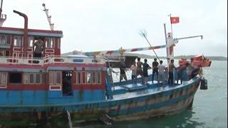 Bình Thuận chủ động phòng chống, ứng phó với áp thấp nhiệt đới