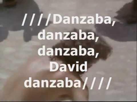 YO DANZO COMO DAVID....... www.trenmisionero.org