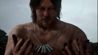 YouTube Live at E3 2016 - Hideo Kojima Reveals Death Stranding