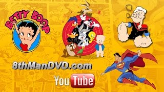 BIGGEST CARTOON COMPILATION: Looney Tunes, Donald Duck, Woody Woodpecker, Popeye, Superman & More!