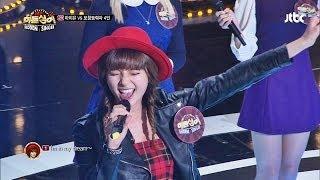 IU's 'Good Day'! Singer's Perfect Recreation of IU's 3rd Octave! - Hidden Singer2 Episode 7