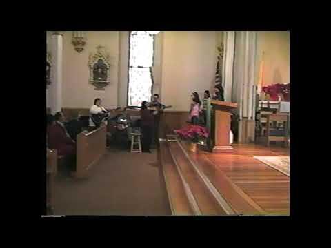 St. Mary's Catholic Schools Week Mass 2-9-03