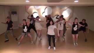 HYUNA - 빨개요 (RED) (Choreography Practice Video)