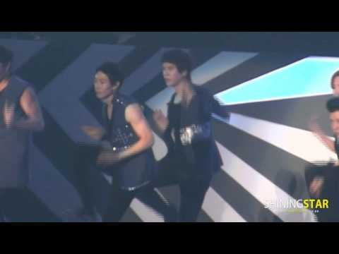 120804~5 SM TOWN LIVE 3 IN TOKYO 'Sexy, Free & Single' JAPANESE ver.