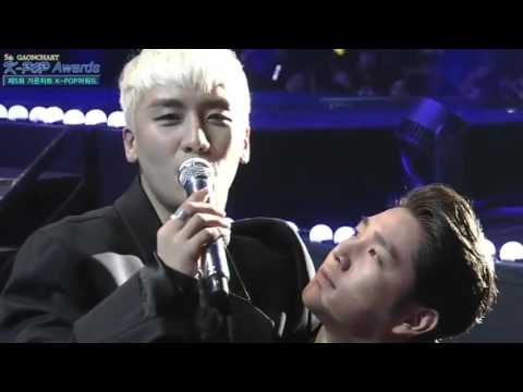 BIGBANG and Super Junior KANGIN X SEUNGRI