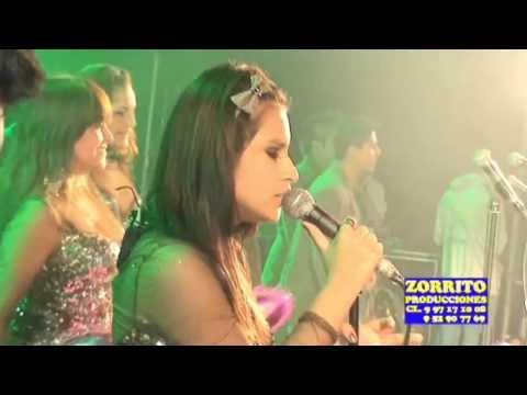 CORAZON SERRANO - MIX CIELO GRIS ( EN HUAYCAN - LIMA )