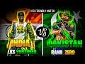 INDIA vs PAKISTAN Friendly Match 1vs1   LKS YOUTUBER vs RANK ZERO   HELLO TELUGU GAMER'S